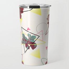 Spatial Succulents #redbubble #decor #buyart Travel Mug