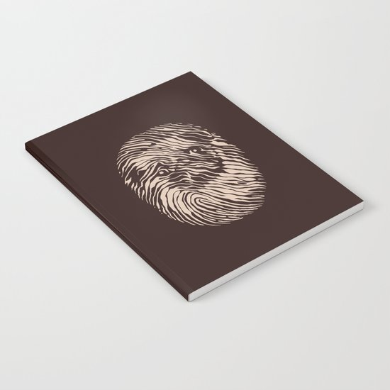 Fingerpug Notebook