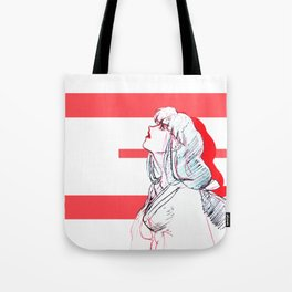A Tragic Love Tote Bag