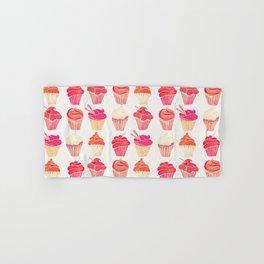 Cupcake Collection – Pink & Cream Palette Hand & Bath Towel