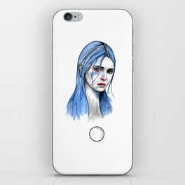 Kendall Jenner iPhone Skin