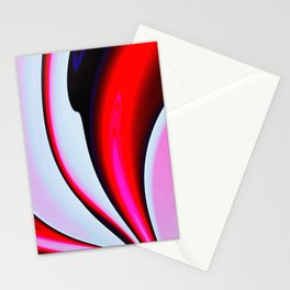 Abstract Fractal Colorways 02BPk Stationery Cards