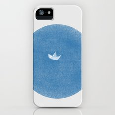 into the sea iPhone (5, 5s) Slim Case