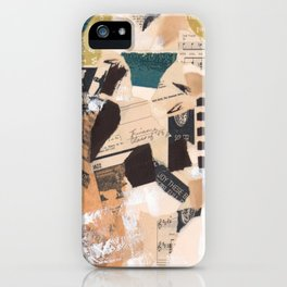 No Strings iPhone Case