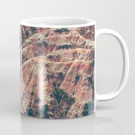 The Canyons (Color) Coffee Mug