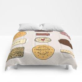 British Biscuits Comforters