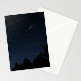 Falling Star Stationery Cards