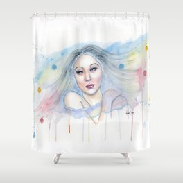 Submersion Shower Curtain