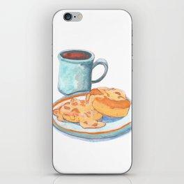 Southern Hygge: Bisuits n' Coffee iPhone Skin
