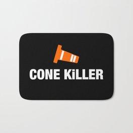 Cone Killer v3 HQvector Bath Mat