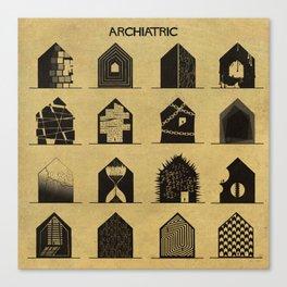 Archiatric Canvas Print
