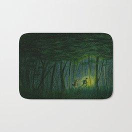 Throughout the woods... Bath Mat