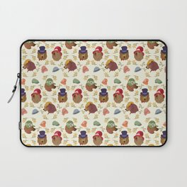 Bears and Hats Laptop Sleeve