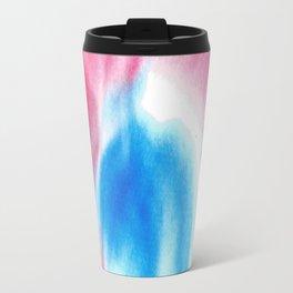 Abstract #39 Travel Mug
