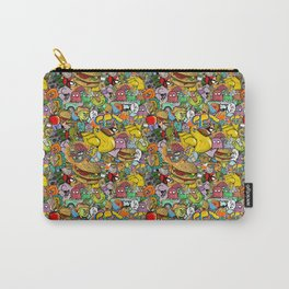 Graffiti seamless texture Carry-All Pouch