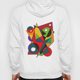 Abstract #84 Hoody