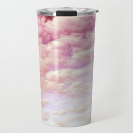 Cotton Candy Sky Travel Mug