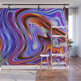 COLD FEET Wall Mural
