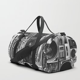 boombox apparel Duffle Bag