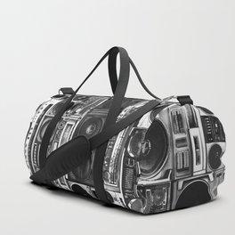 boombox apparel Duffle Bag