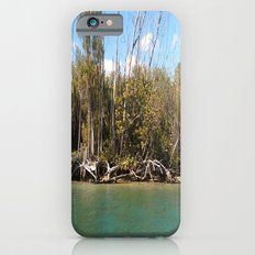 water woods iPhone 6s Slim Case