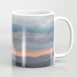Sunset on the Blue Ridge Parkway Coffee Mug