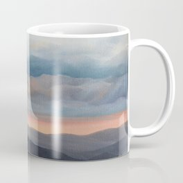 Sunset on the Blue Ridge Parkway Coffee Mug