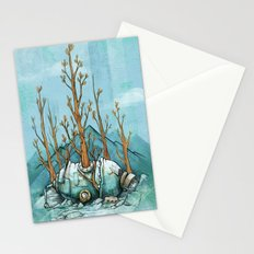 Nature Wins.01 Stationery Cards