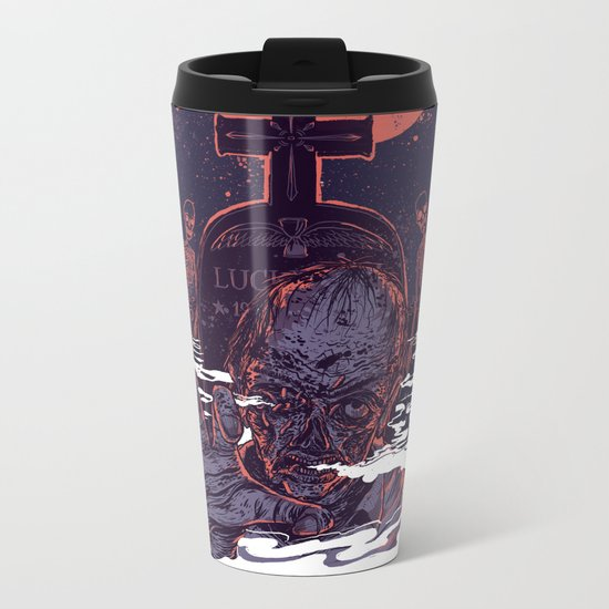 Lucien Metal Travel Mug