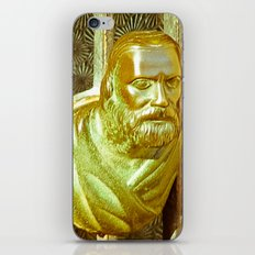 No One Shall Enter iPhone & iPod Skin