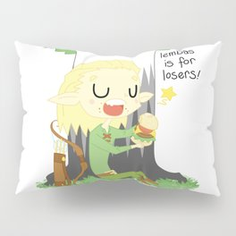 Lembas is for Losers Pillow Sham