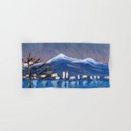 Monet Study 2 Hand & Bath Towel