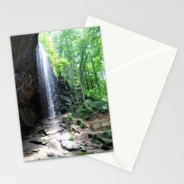 Moore Cove Falls Stationery Cards