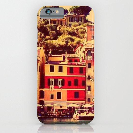 Buongiorno Portofino! iPhone & iPod Case