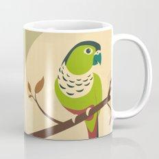 Green Cheek Conure Mug