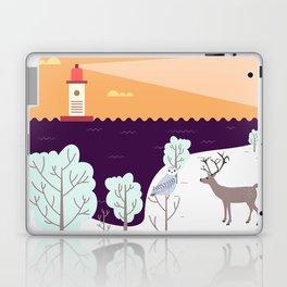 Wild Light Laptop & iPad Skin
