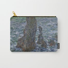 The 'Pyramids' of Port Coton, Belle-Ile-en-Mer Carry-All Pouch