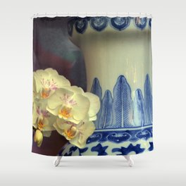 Sublime Striations Shower Curtain