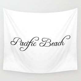 Pacific Beach Wall Tapestry