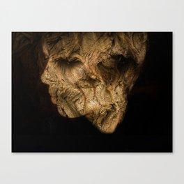 Creature of Bark Canvas Print