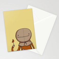 Adventure Time with Sam Stationery Cards