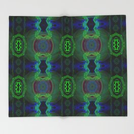 Trivial Throw Blanket