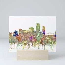 Corpus, Christie, Texas SG - Faded Glory Mini Art Print
