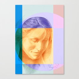 Margriet 01 Canvas Print