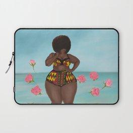 Black Venus Laptop Sleeve