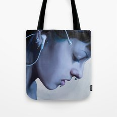 Listen Yourself Tote Bag