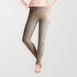 Unique eye maple wood design Leggings