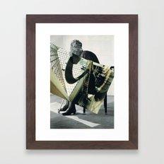 UNTITLED + Framed Art Print