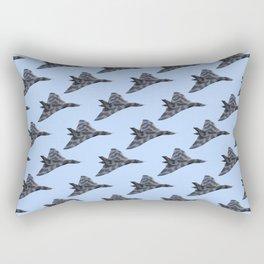 Avro Vulcan Bomber Rectangular Pillow