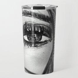Eye (Be curious) Travel Mug
